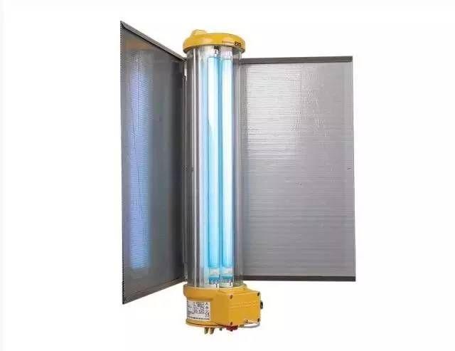 腾豪光电科技防爆灭蚊灯锁边机